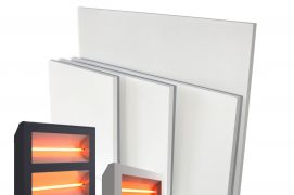 Infrared heaters types