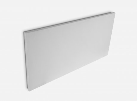 Infrared heating panel SolBee SBP 600 C White (600 W, 1,9 m cable with plug)