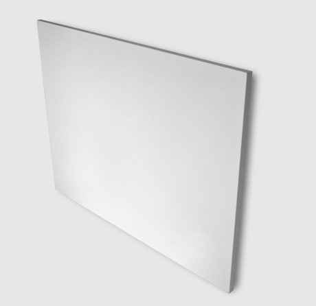 Infrared heating panel SolBee SBP 1000B C White (1000 W, 1,9 m cable with plug)